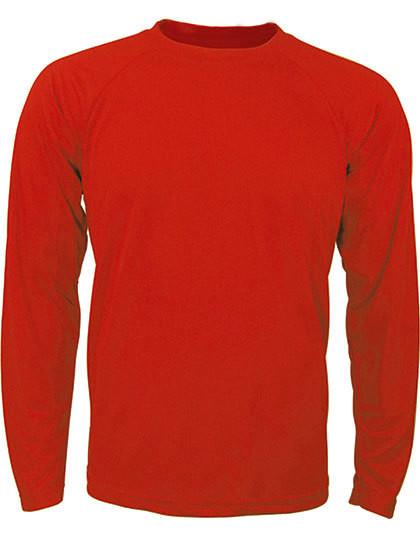 OT060 Oltees Langarm Funktions-Shirt Basic